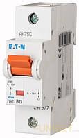 Автоматический выключатель 1-полюс. PLHT-D63 EATON, фото 1
