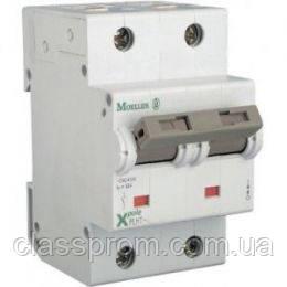 Автоматичний вимикач 2-полюс. PLHT-D80/2 EATON