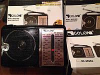 Радиоприемник Golon 220В или 2*R20 ХиТ ! Акция !