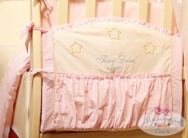 Защита Tiny Love розовый