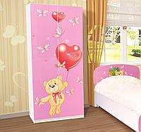 Шкаф 2D Мульти Мишки (Світ Меблів ТМ)