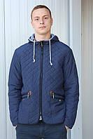 Демисезонная мужская куртка стеганная оптом ZPJV ветровка