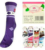 Женские бамбуковые носки «Корона» 36-41