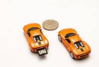 Флэшка PORSCHE SPIDER Оранжевый  4 GB