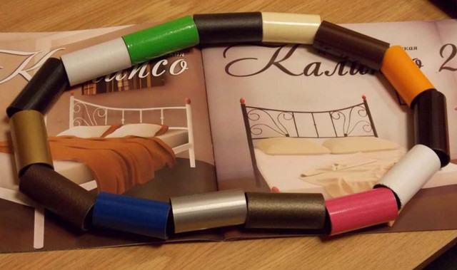 Цветовая гамма металлических кроватей (Ассортимент)
