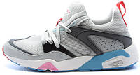 "Мужские кроссовки Sneaker Freaker X Puma Trinomic Blaze of Glory ""Great White"", пума"