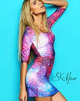 Платье космос | Swag вселенная sk
