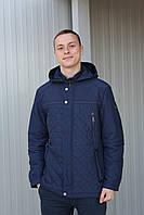 Демисезонная мужская куртка оптом стеганная ZPJV ветровка