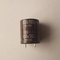 Конденсатор 450В 100мкФ
