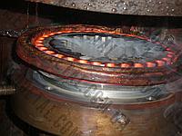 Термообработка шестерни