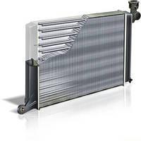 Радиатор охлаждения RENAULT SCENIC 1.5dci 03- 6376A NISSENC