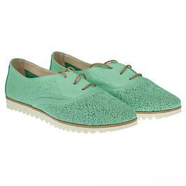 Туфли без каблука