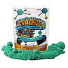 Нано Кинетический песок Mad Mattr, бирюзовый Waba Fun