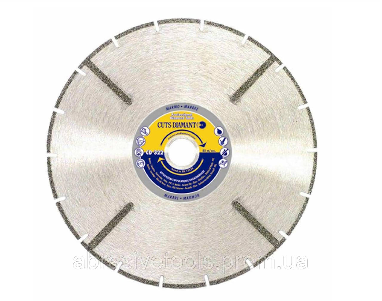 CD 322 ELECTROPLATED