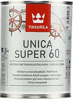 Лак Unica Super Tikkurila для дерева п/гл Уника Супер, 0.9л