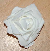 Роза латекс большая 10 см