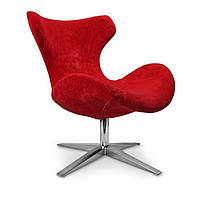 Кресло Halmar Blazer красный, фото 1