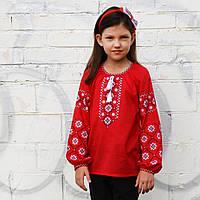 Вышиванка для девочки Суничка