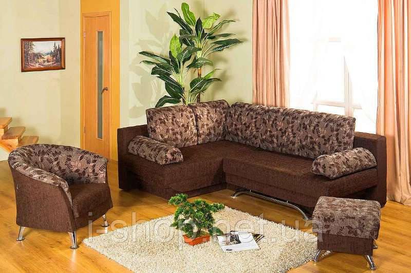 Комплект мягкой мебели Лорен угловой