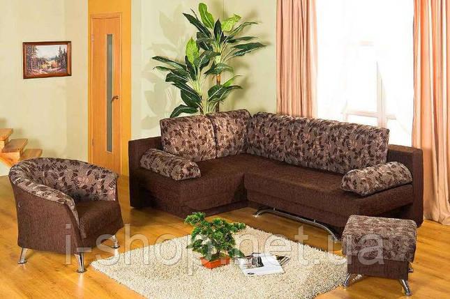 Комплект мягкой мебели Лорен угловой, фото 2