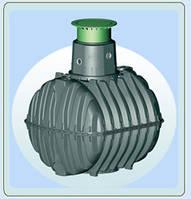 372027 База емкости CARAT-S 6500 л (емкость без купола)