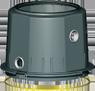 371040 Купол CARAT-S Maxi, Н-610 mm