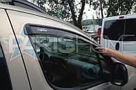 Ветровики Дефлекторы на окна Peugeot Partner Tepee с 2008