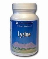 Лизин / Lysine, 500 мг 90 капсул