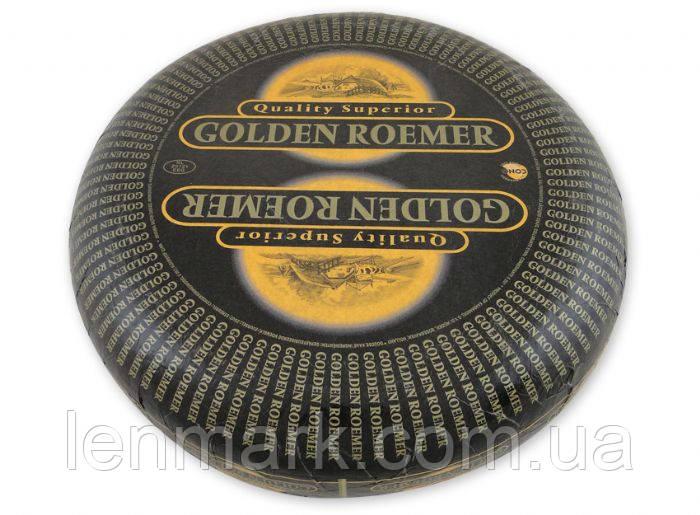 Cheese Golden ROEMER Quality Superior Сыр Золотой Ремер высшего качества
