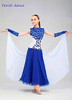 """Платье стандарт для бальных танцев """"Версаль"""""""