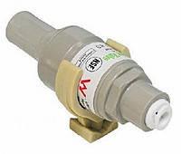 """PLV-0104-50_KОграничитель давления, шланг 1/4"""", до 50 PSI (3,45 бар). В комплекте хомут для установки"""
