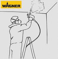 Методы и технологии распыления, покраски Wagner
