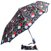 Зонт красно-белые розы 304-01