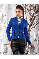 Пиджак женский деловой 42-48р , доставка по Украине