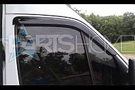 Ветровики на окна Opel Movano 1997-2010 (Передние)