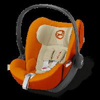 Cybex - Автокресло для новорожденных CLOUD Q (Autumn Gold)