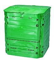 626001 Компостер Thermo - King green 400 л (разборная конструкция, цвет зеленый)
