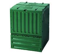 627001 Компостер Eco - King green 600 л (контрукция розборная, цвет зеленый)