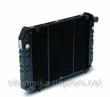 Снятие и установка радиатора системы охлаждения
