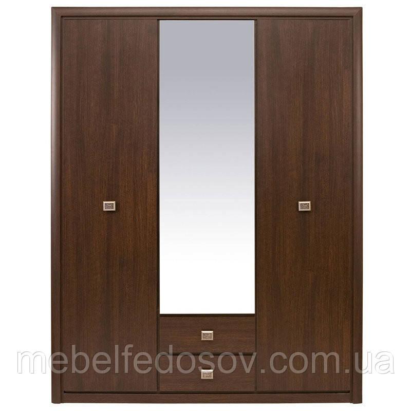 Шкаф SZF3D2S Коен ДСП (Гербор /Gerbor) 1635х565х2080мм