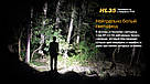 Налобный фонарь Fenix HL35 Cree XP-G2 (R5) LED, фото 8