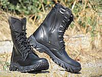 Зимние армейские ботинки, берцы, облегчнный вариант! Размеры 40-45.