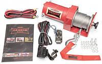 Лебедка электрическая Dragon Winch DWM 2000 ST