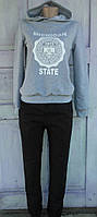 Подростковый спортивный костюм для мальчика Чак(двунитка)