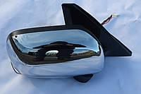 Боковые зеркала хром Mitsubishi Pajero Wagon 4 7632A489 7632A490