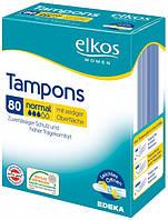 Гигиенические тампоны три капли Elkos Normal 80 шт