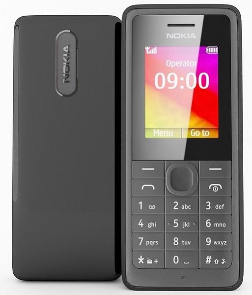 Nokia 106 Индия