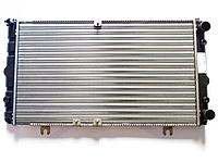 Радиатор охлаждения ВАЗ 2170 - 2172 Дорожная карта с кондиционером Panasonic 2172-1300010-40