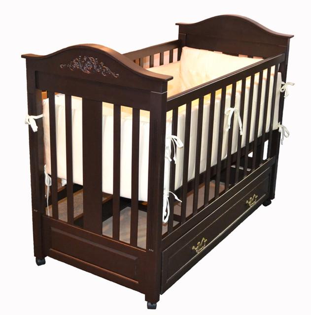 Дитячі дерев яні ліжечка Кузя. Товары и услуги компании