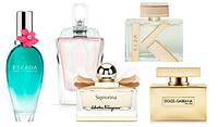 Женская оригинальная парфюмерия